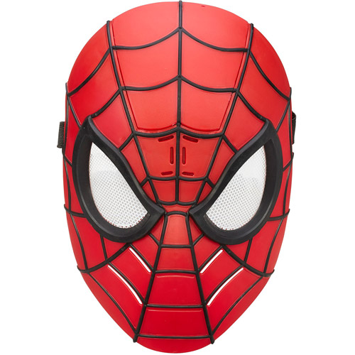 Marvel Ultimate Spider-Man Web Warriors Wise Cracking Spidey Mask