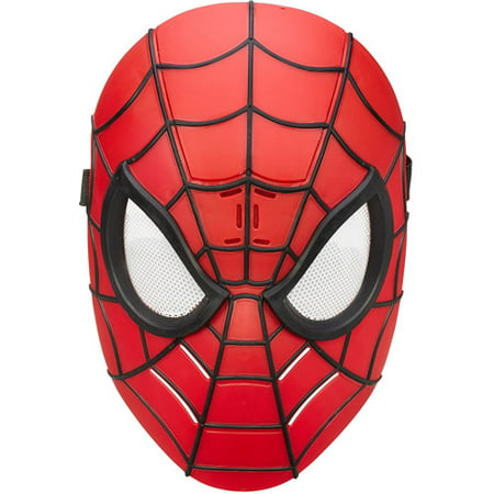 Marvel Ultimate Spider-Man Web Warriors Wise Cracking Spidey Mask - Spiderman Masks