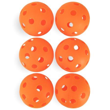 Crown Sporting Goods 6-Pack of Orange 12