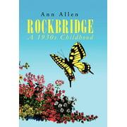 Rockbridge : A 1930s Childhood