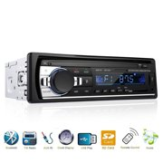 Best Bluetooth Car Audio Receivers - Bluetooth Car Stereo Audio In-Dash FM Aux Input Review