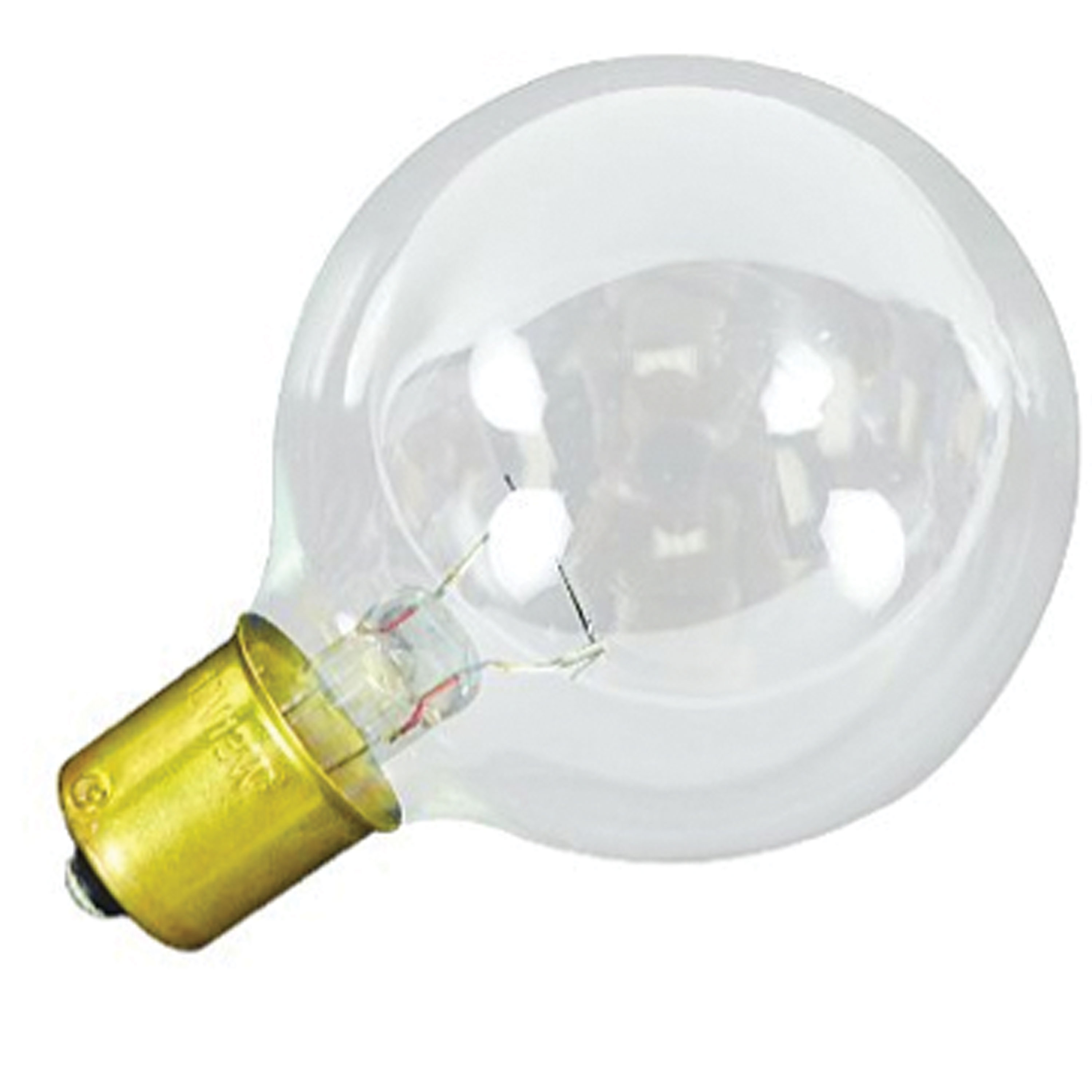 Camco 54709 RV Cosmetic Bulb #20-99 - Clear