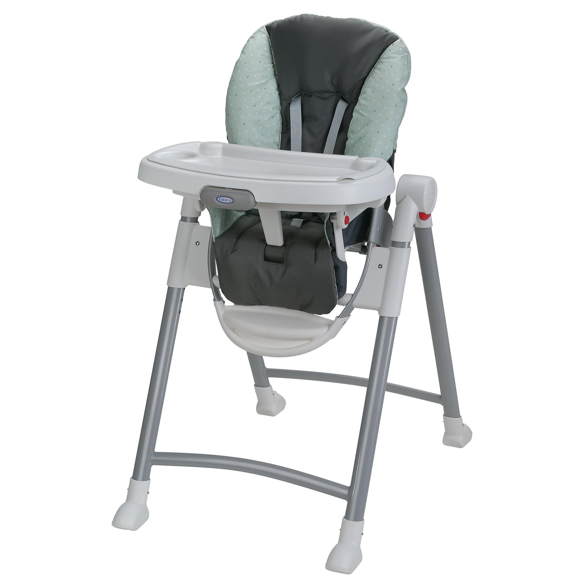 Graco Contempo Slim Folding High Chair, Bennett