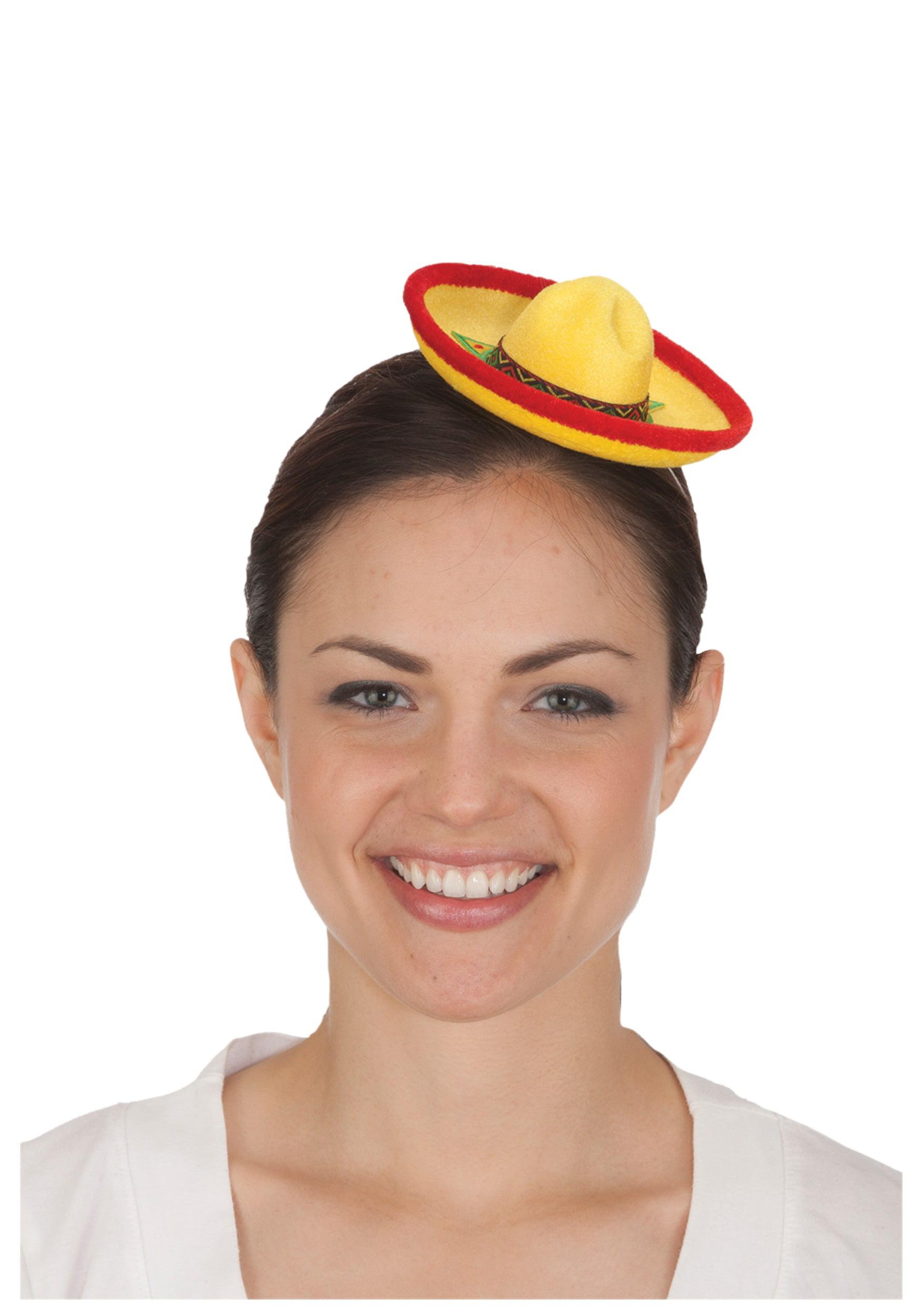 Jacobson Hats - Mini Sombrero Hat - Walmart.com ef1e216f317