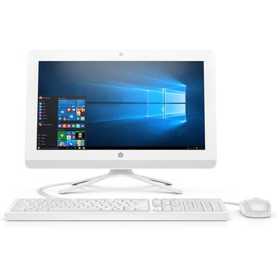 HP All-in-One - 20-c410 (Best All In One Touchscreen Desktop Computer Windows 8)