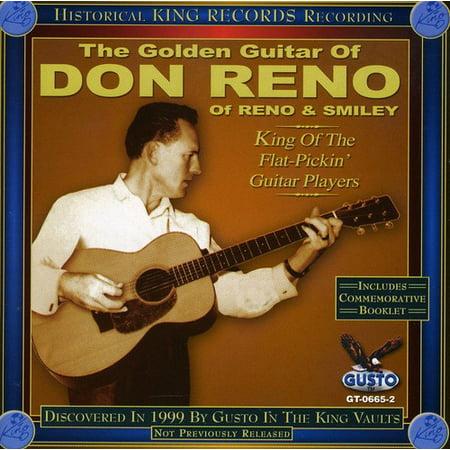 The Golden Guitar Of Don Reno (CD)](Dangle Reno)