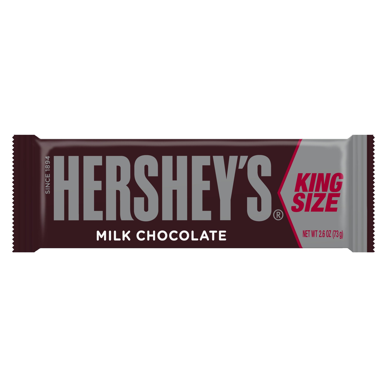 Hershey's Milk Chocolate Bar, 2.6 Oz by Hershey's