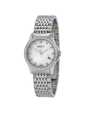 05b838895fa Product Image G Timeless Diamond Bracelet Watch YA126506