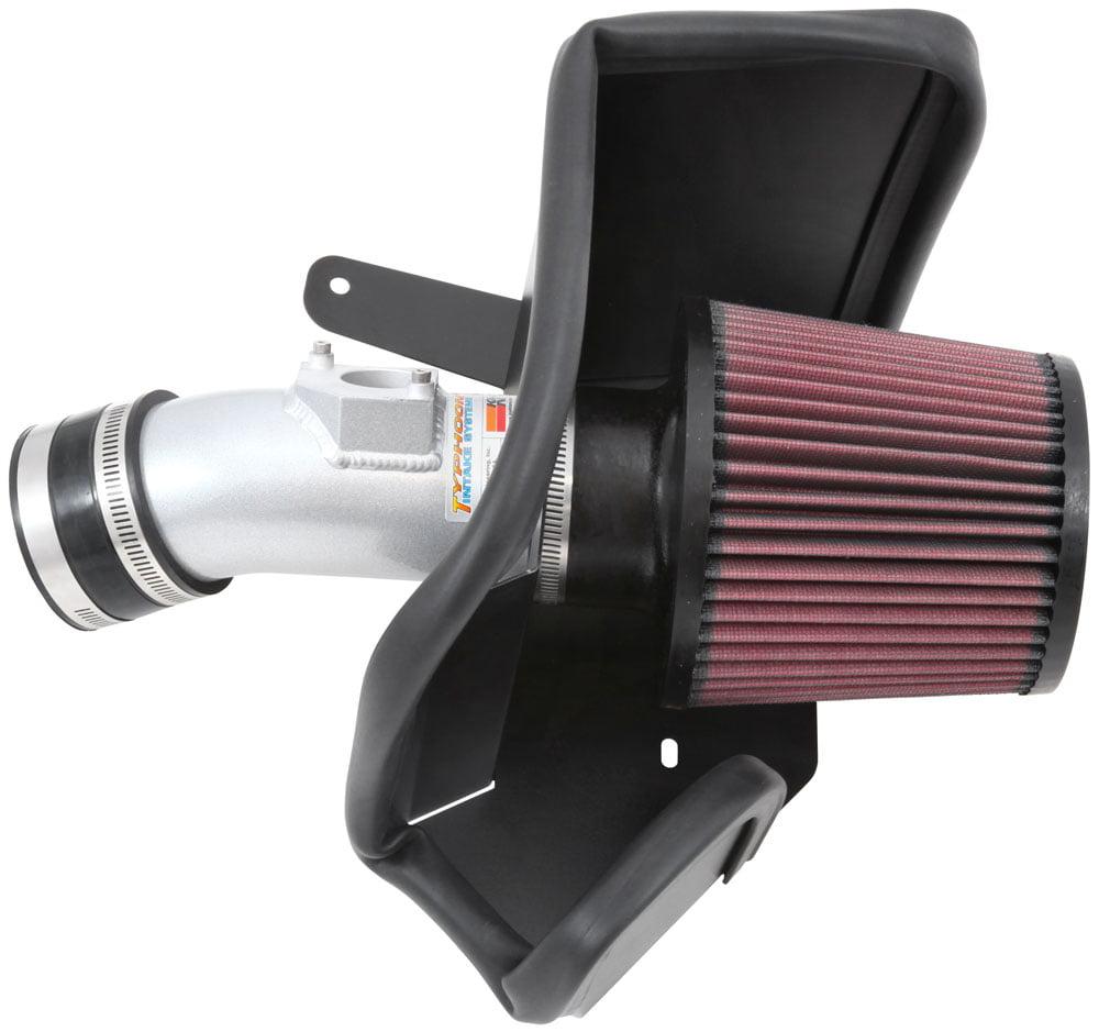 K&N Cold Air Intake Kit: High Performance, Guaranteed To