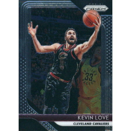 2018-19 Panini Prizm #230 Kevin Love Cleveland Cavaliers Basketball Card