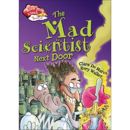 The Mad Scientist Next Door (Race Ahead With Reading) (Paperback)](Halloween Mad Scientist Food)