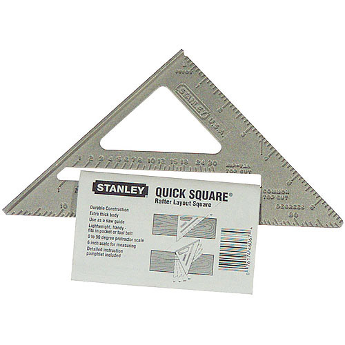 Stanley Hand Tools 46-067 Quick Square Layout Tool by Stanley Hand Tools
