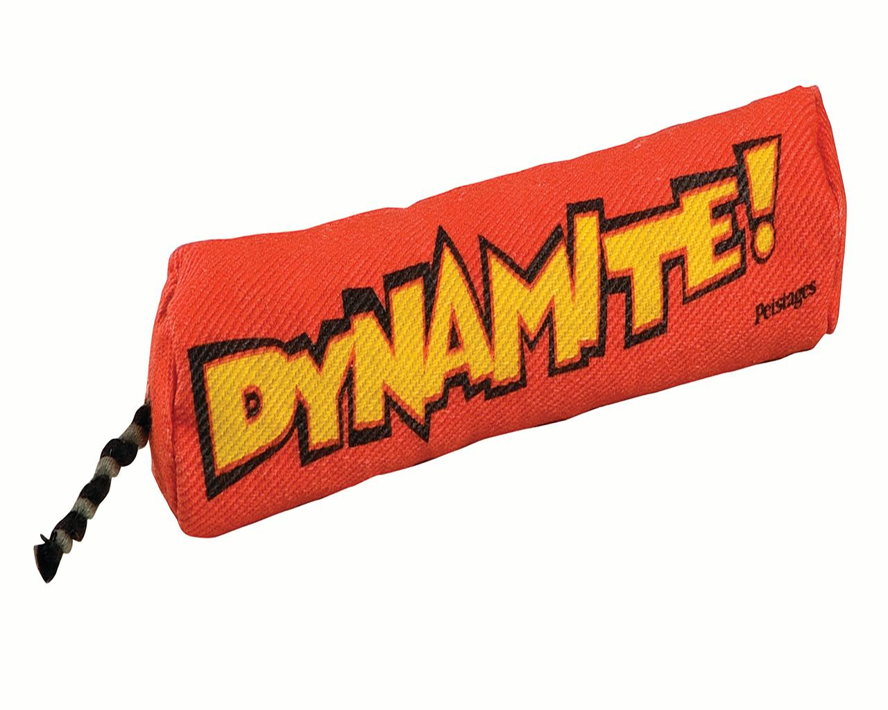 Petstages Dynamite Catnip Cat Toy by Outward Hound