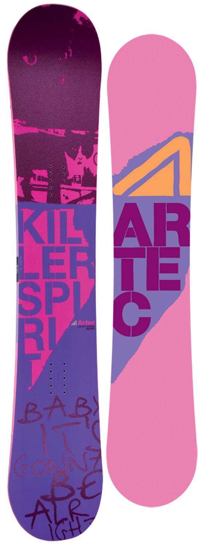 Artec Laura Hadar Snowboard 154 Women's by Artec