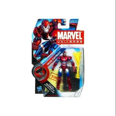 Marvel Universe Series 9 Iron Patriot Action Figure [Helmet On]](Patriots Toys)