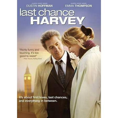 LAST CHANCE HARVEY [DVD] [2009] [REGION 1] (Last House On The Left 2009 Rape Scene)