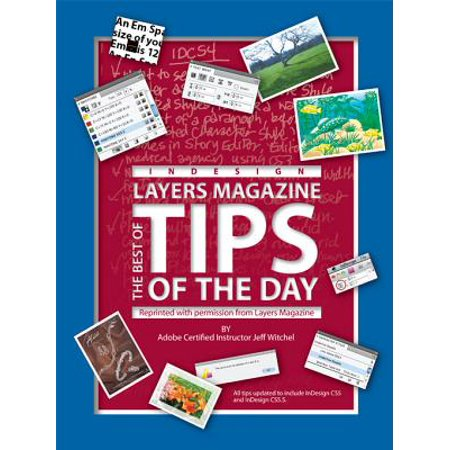 The Best of Layers Magazine Tips of the Day: Indesign -