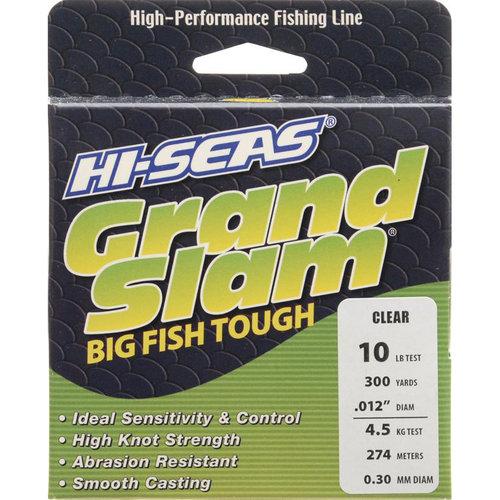 American Fishing Wire Grand Slam #6 Clear Monofilament Fishing Line
