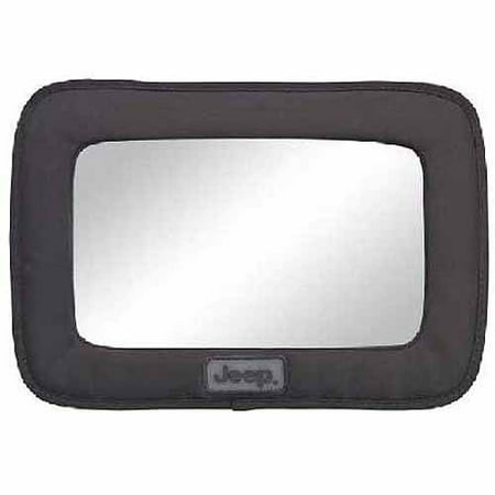 Jeep Backseat Baby View Mirror