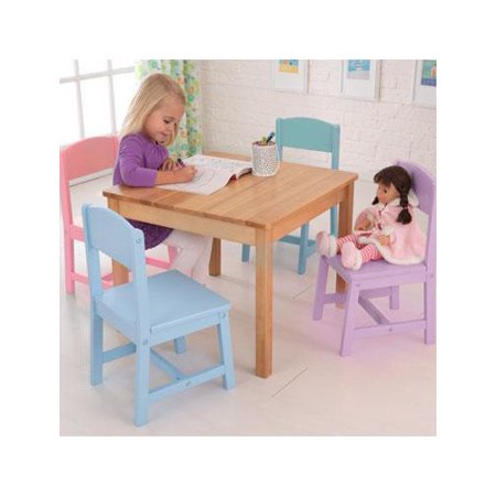 Kidkraft Seaside Table & Chairs Set - Walmart.com