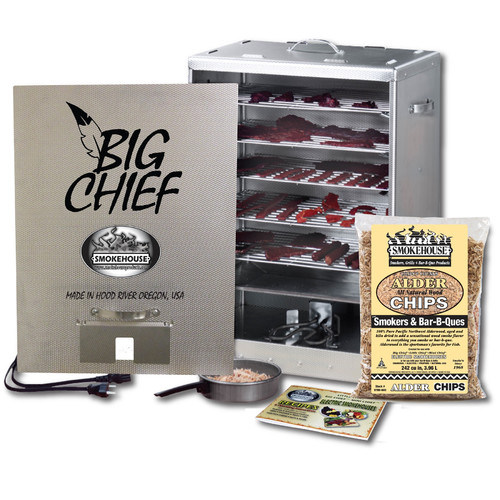 Smokehouse Products Big Chief Front Load Electric Smoker