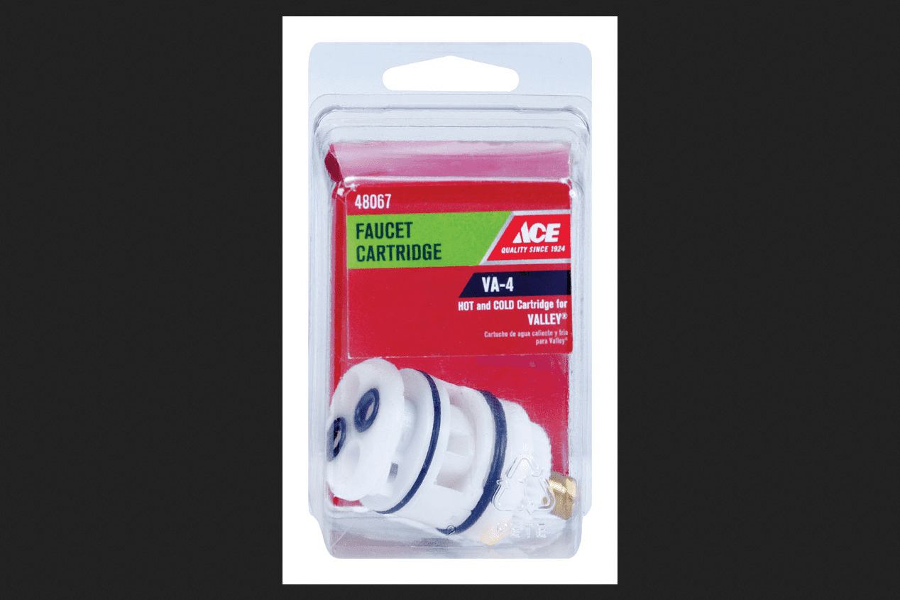 Ace Hot and Cold VA-4 Faucet Cartridge For Valley - Walmart.com