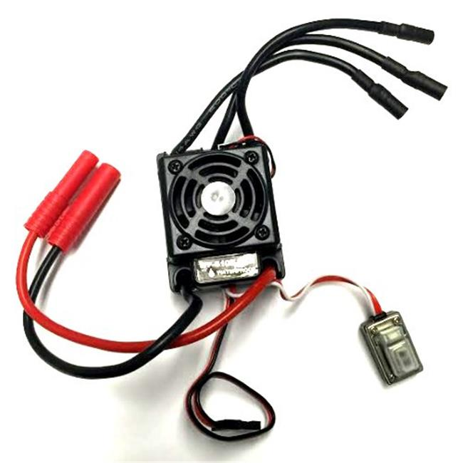 Redcat Racing HW-WP-S10E-RTR Hobbywing Brushless Waterproof 45A ESC