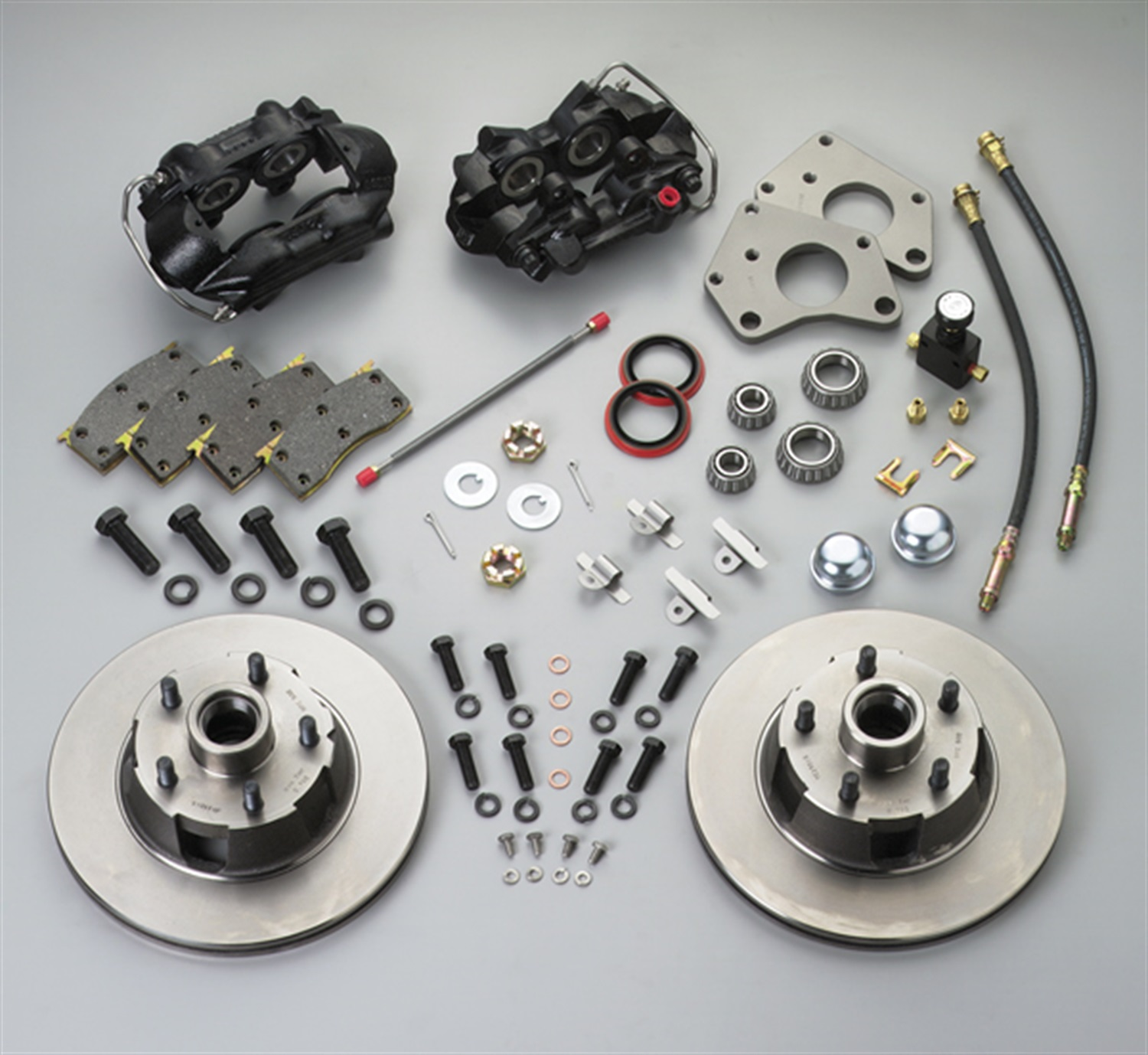 SSBC Performance Brakes A156-1 Drum To Disc Brake Conversion Kit