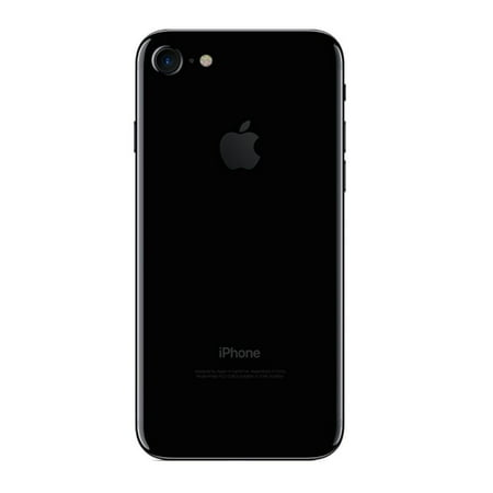 Unlocked GSM Apple iPhone 7 32GB, Jet (Apple Iphone 3g Apple)