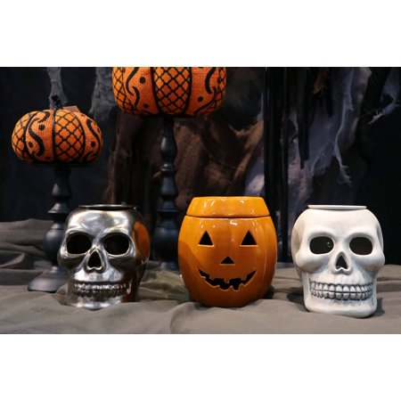 Homemade Halloween Decorations Ideas For Outside (Way to Celebrate Halloween Multicolor Fragrance Bar Warmer Decoration (5.5)