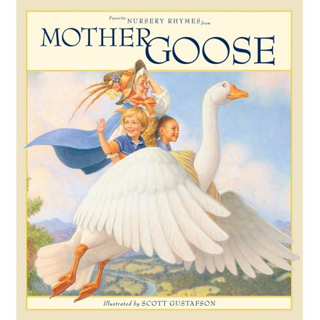 - Favorite Nursery Rhymes from Mother Goose - Hardcover