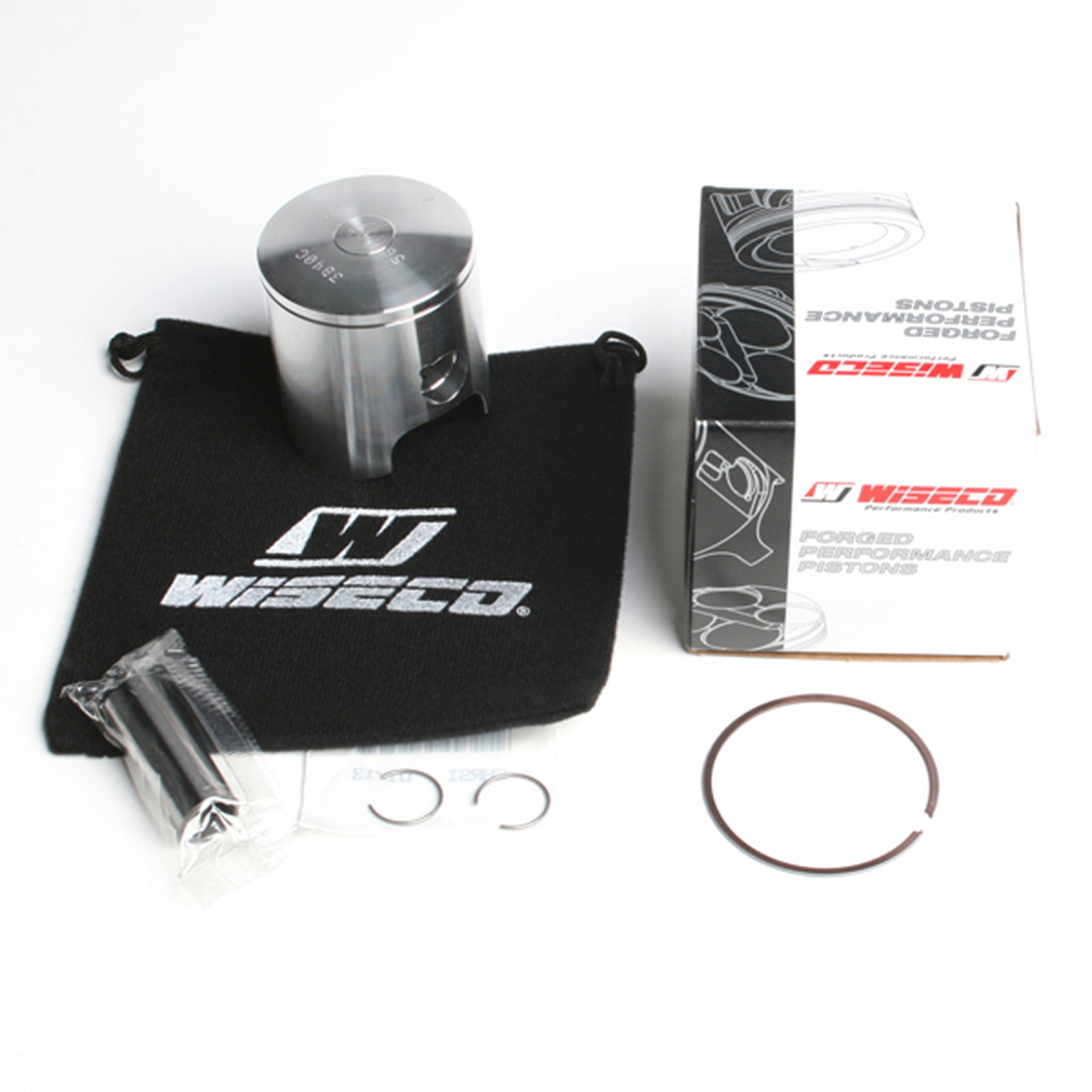 Wiseco - 564M05600 - Piston Kit, 2.00mm Oversize to 56.00mm