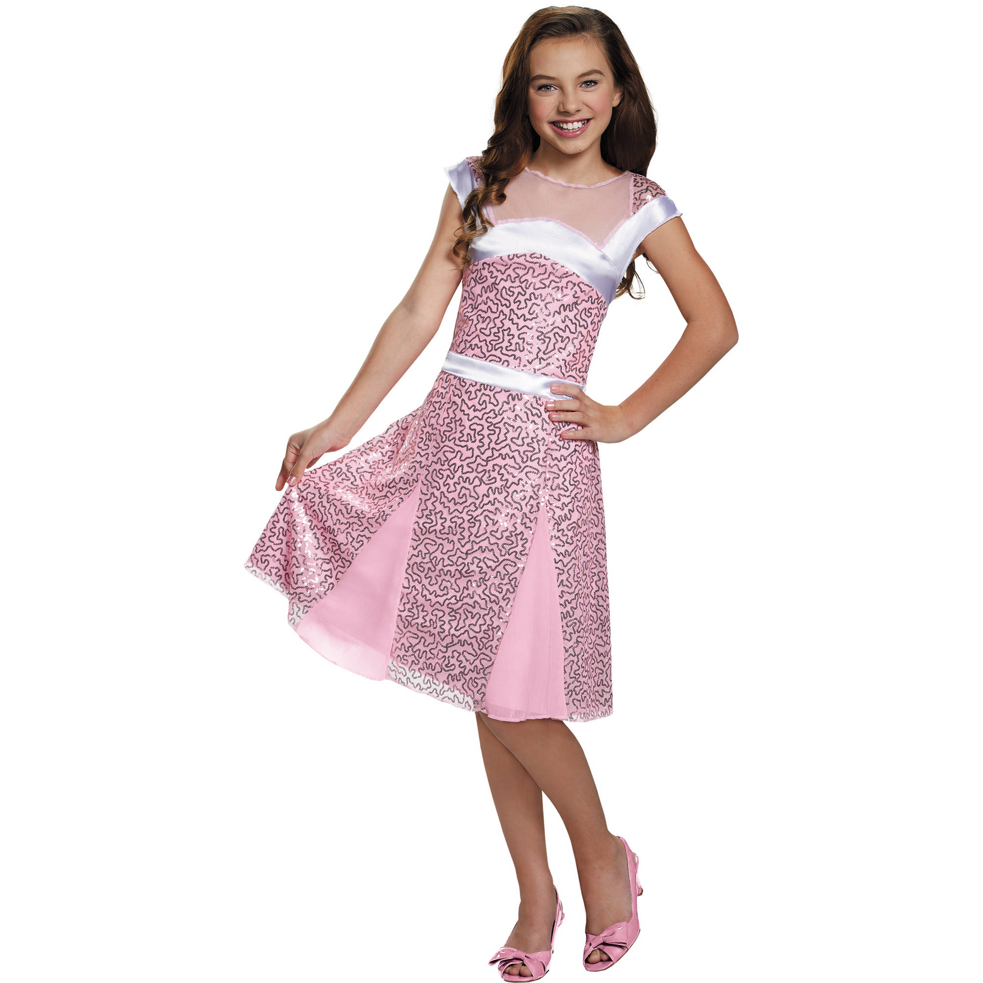 Audrey Coronation Deluxe Child Halloween Costume