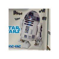 Wallhogs Star Wars R2D2 Cutout Wall Decal