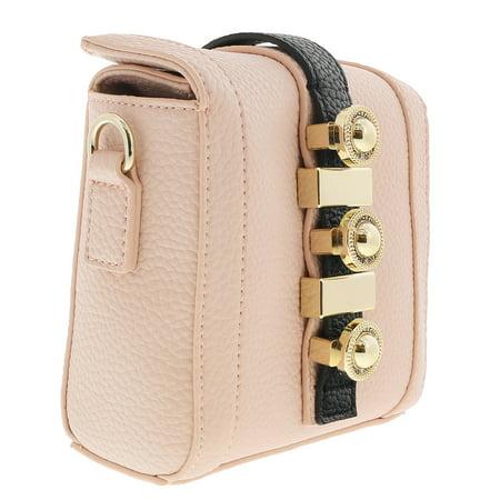 8ac8d2710 Versace - Versace EE1VRBBH6 Soft Pink Crossbody Bag - Walmart.com
