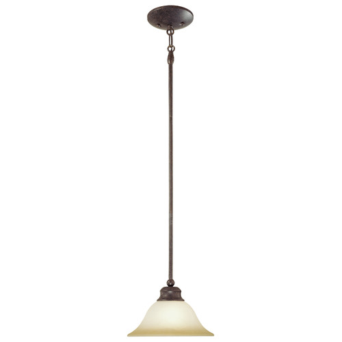 Thomas Lighting 1 Light Mini Pendant by Thomas Lighting