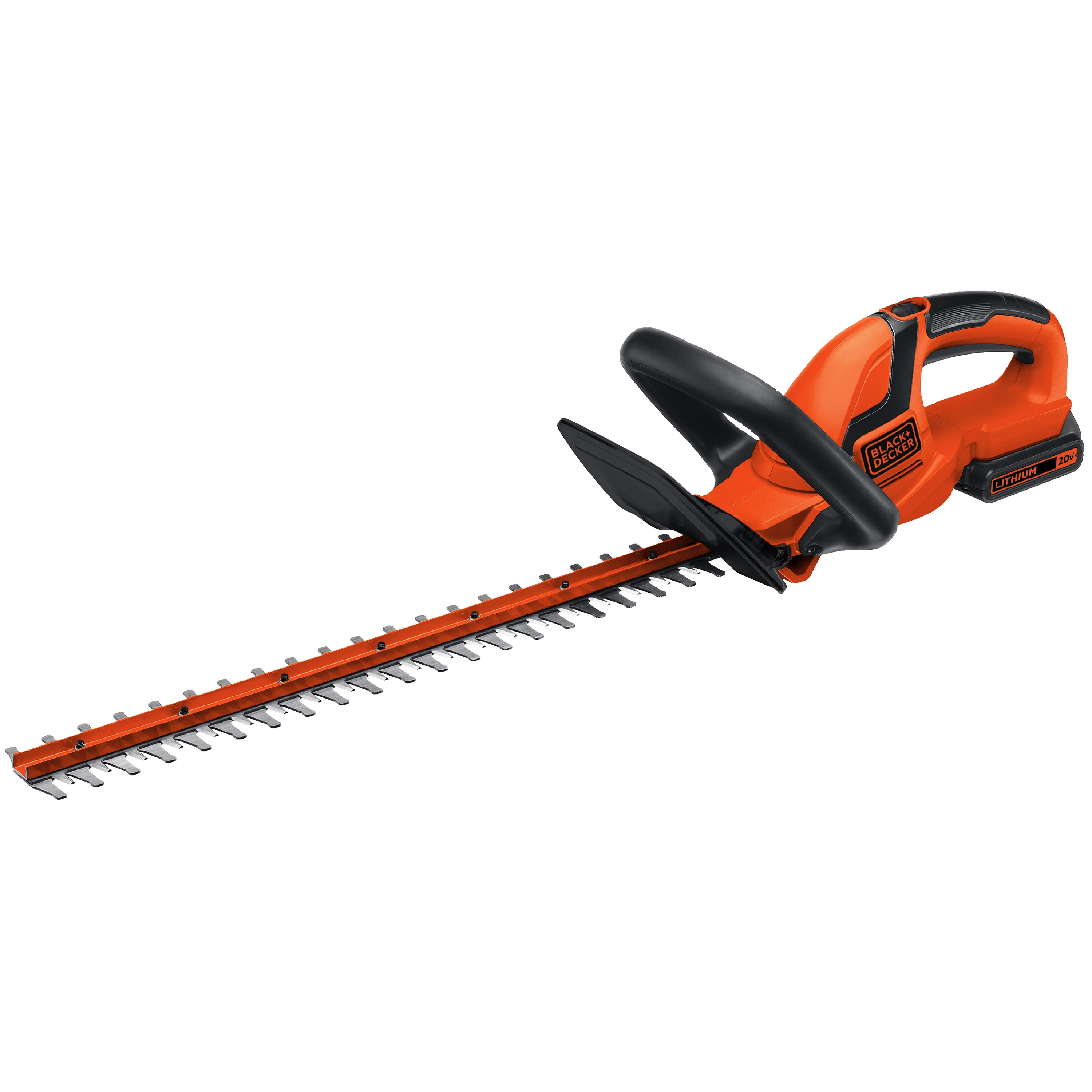 Black & Decker LHT2220 20V MAX* Cordless Lithium 22 in. Hedge Trimmer by Stanley Black & Decker