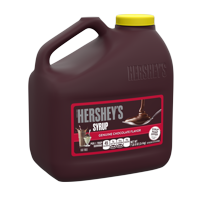 Hersheys 120 Oz Milk Chocolate Syrup Jug