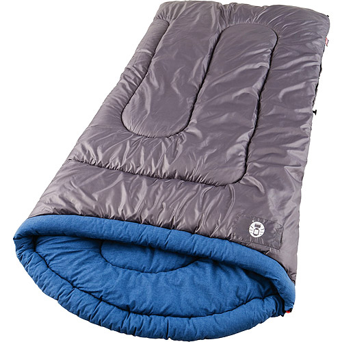 Coleman White Water Big & Tall 40-Degree Sleeping Bag