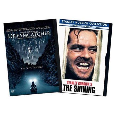 Warner Home Video Dreamcatcher Shining 2Pk  Dvd Back To Back