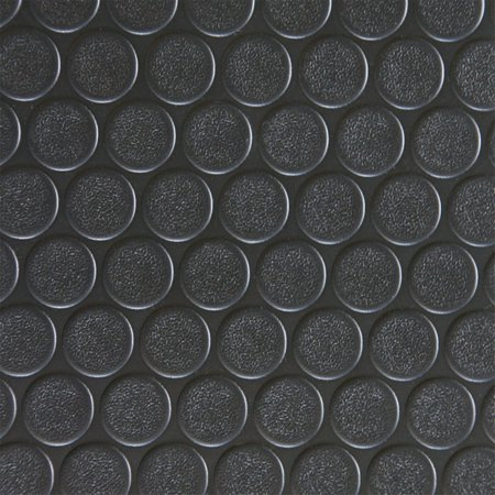 Rubber Cal Coin Grip Anti Slip Garage Flooring Rubber Mat