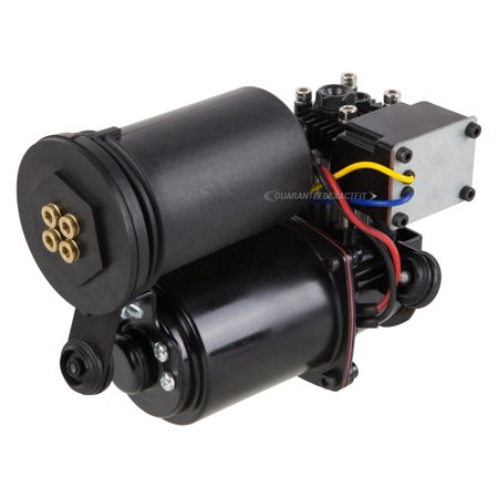 - Air Suspension Compressor For Lincoln Continental & Mark VII