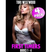 First Timers 4-pack - Books 1 - 4 - eBook