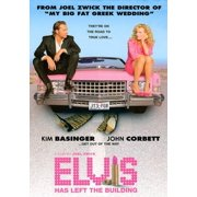 Elvis Has Left the Building (DVD) by Lions Gate Home Entertainment