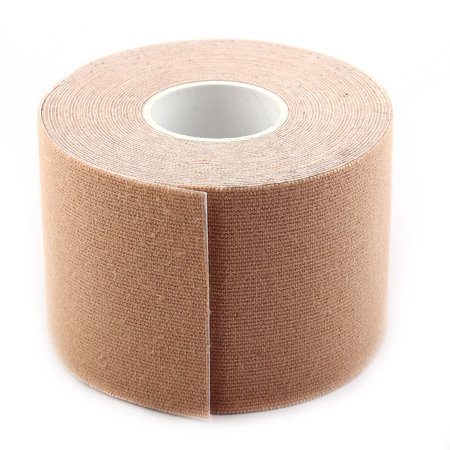 Sports Exercise Gym Self-Adhesive Muscle Care Tape Wrap Bandage Beige 5M Length - image 2 of 4