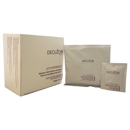 Decleor Lift Experience Thermo-Modelling Mask Patch For Mature Skins, 10 Ct