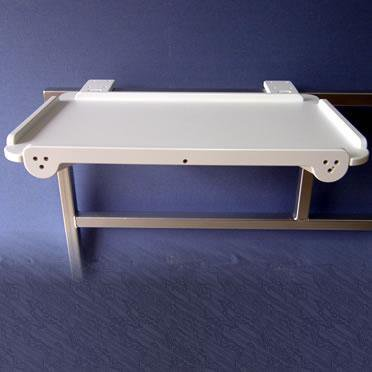 Folding Lunch Table - Pontoon Boat | P0011 Pontoon Furniture Package