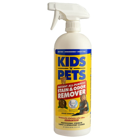 Kids n Pets Instant All-Purpose Stain And Odor Remover, 27.05