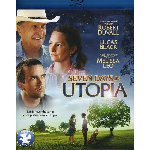 Seven Days In Utopia (Blu-ray) (Widescreen)