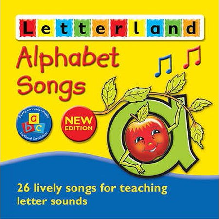 Alphabet Songs - Learning The Alphabet Song